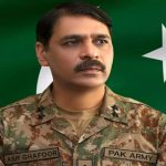 Pakistan will only play the role of a peacemaker, DG ISPR