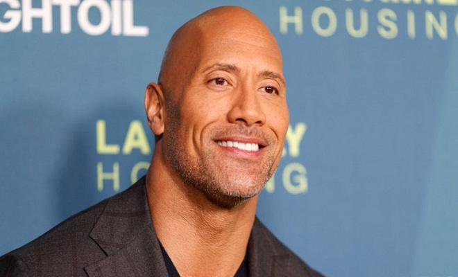 Dwayne Johnson tops Forbes' list of highest-paid actors for