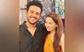 Shehzad Sheikh & Hania Aamir Pair Up - Kainaat - Oyeyeah com