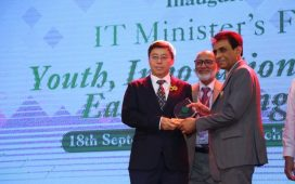 Zong Steals the Show at ITCN Asia