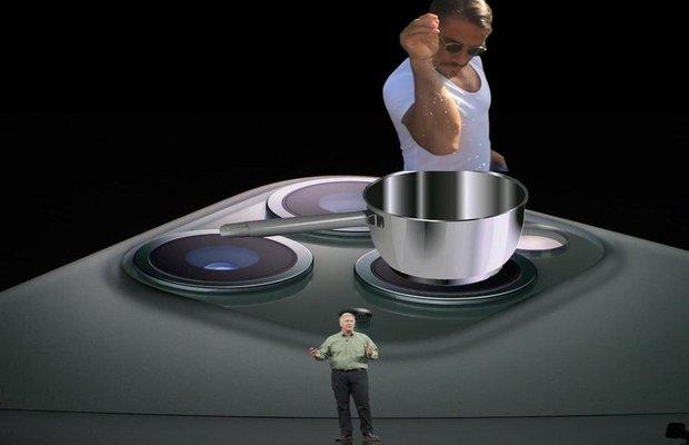 Apple\u0027s newest iPhone designs inspire plenty of memes , OyeYeah