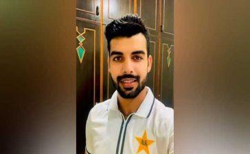 shadab khan donation