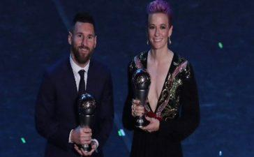 the best awards FIFA