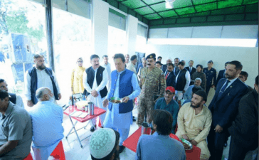 PM Imran Khan Launches 'Ehsaas Saylani Langar Scheme'