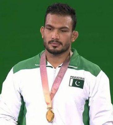 World Beach Games - Inam Butt Clinches Gold Medal