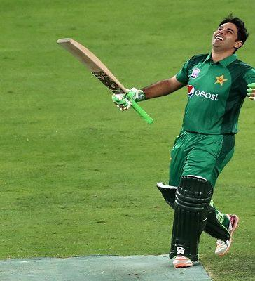 Abid Ali Making up for Lost Time
