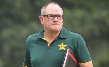 Pakistan women's Head Coach Mark Coles Resigns