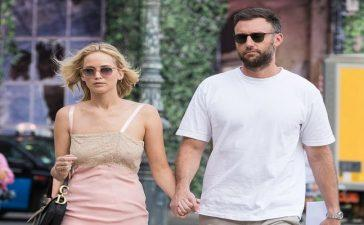 Jennifer Lawrence ties the knot with fiance Cooke Maroney