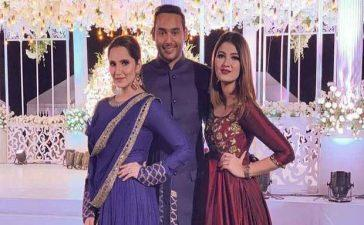 Sania Mirza's sister to marry former Indian cricket captain's son