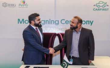 IHIG and CarFirst come together to boast domestic tourism in Pakistan