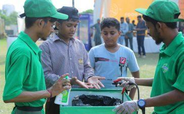 Hoga Saaf Pakistan Creates Awareness of Cleanliness & Hygiene