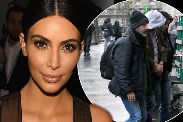 Kim Kardashian's Paris Robbery to be Made into a Film