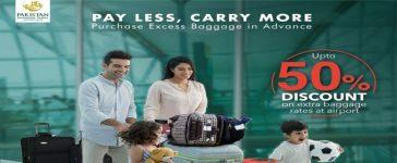 PIA Adding Convenience, Pay Less & Carry More
