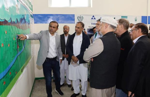 PPAF, AKRSP and KfW successfully install 306 KW hydro power plants in Gazeen, Chitral