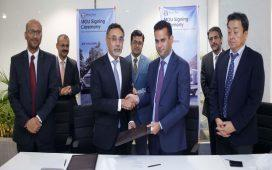 Meezan Bank and Hyundai Nishat Motor sign MoU