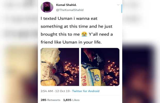 Curious case of #Usman, Pakistani 'friend zoned' boy becomes overnight Twitter sensation