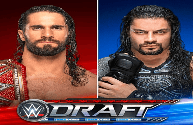 WWE Draft: Seth Rollins vs Roman Reigns, who will be first pick of the draft for RAW