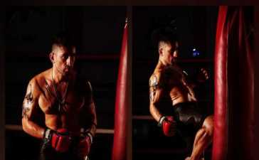 Shaz Khan stuns with his MMA transformation for upcoming film