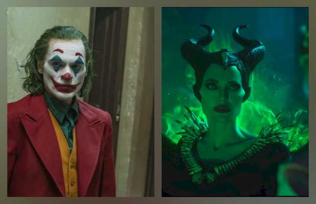 Joker Beats Maleficent 2 and Becomes Nunber 1 Again