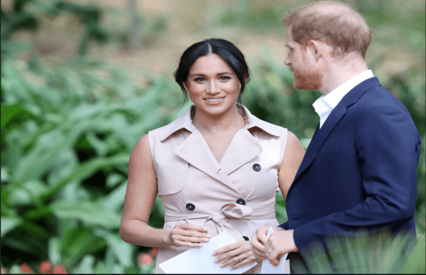 Meghan Markle Opens up on Dealing with Negative Press