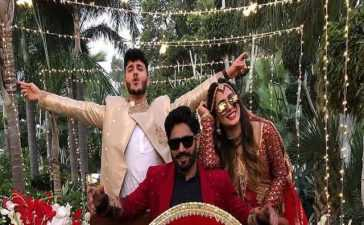 Mehwish Hayat, Shaveer Jafry pair up for Abrar ul Haq's music video