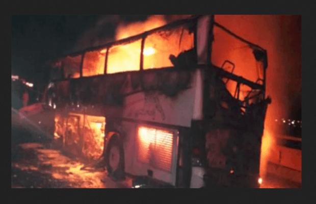 35 expat pilgrims killed in a deadly bus crash in Saudi Arabia