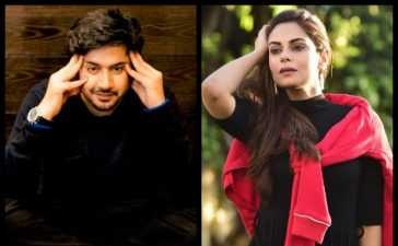 Imran Ashraf, Amar Khan all set for silver screen debut