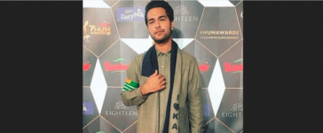 Asim Azhar's Hum Awards Outfit is Bold and Beautiful