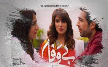 Bewafa Episode-7 Review - Aahan is now a Divided Man