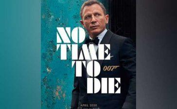 Daniel Craig looks Dapper in first Poster