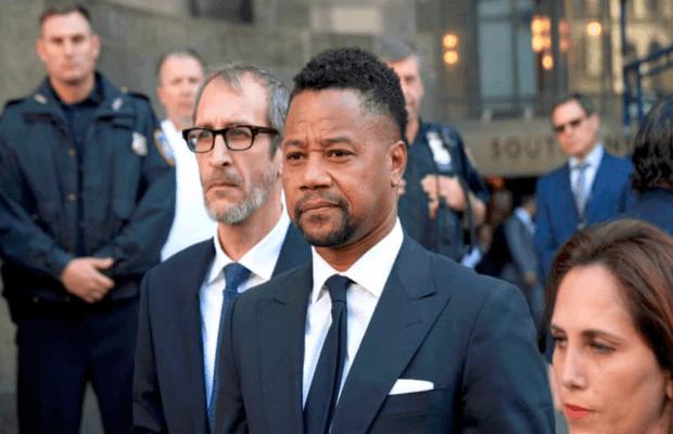 Cuba Gooding Jr. Pleads Not Guilty in Molestation Case