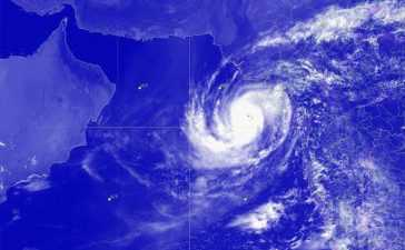"""""""Maha"""" likely to form after """"Cyclone Kyarr"""" in the Arabian Sea"""