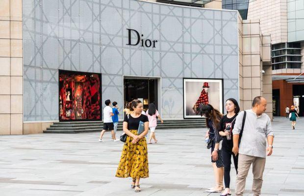 Dior Apologizes for China's Map Controversy