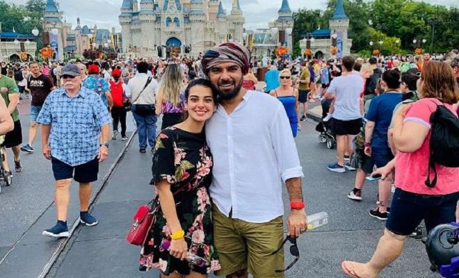 In Pictures: Iqra Aziz, Yasir Hussain's fun filled US vacation