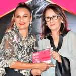 Frieha Altaf honored with 'Leader of Industry Award in Event Management' at Focus PK 1st Women of Substance Media Awards