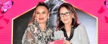 Frieha Altaf Honored with 'Leader of Industry Award in Event Management'