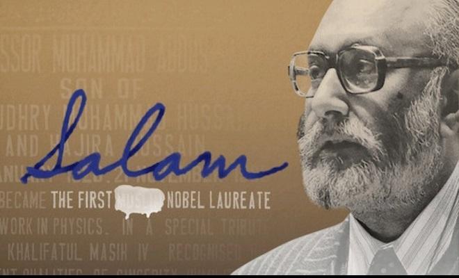 Oyeyeah Reviews: Salam – The First Nobel Laureate