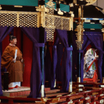 Naruhito is Japan's 126th emperor to proclaim enthronement in ancient ceremony