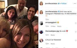 Jennifer Aniston finally makes her Instagram debut