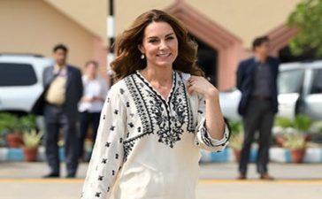 Kate Middleton Summarizes Pakistan Tour As a Very Special One
