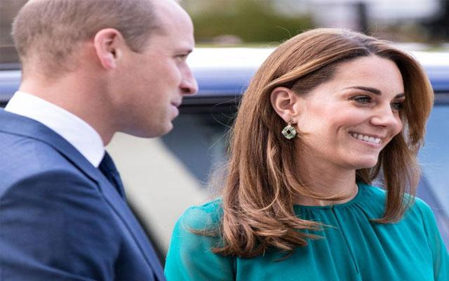 Kate Middleton donned Pakistani brand's Earrings Cost Rs 835