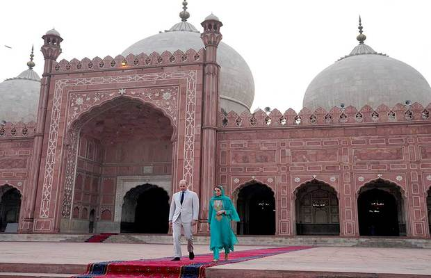 Royal Visit Pakistan Day-4 Spent in Lahore in Pictures