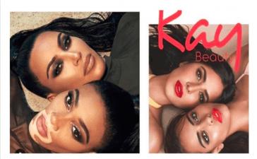 Katrina Kaif's Kay Beauty Accused of plagiarizing Kim Kardashian