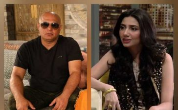 Mahira Khan Has Been a Fan of Ali Azmat