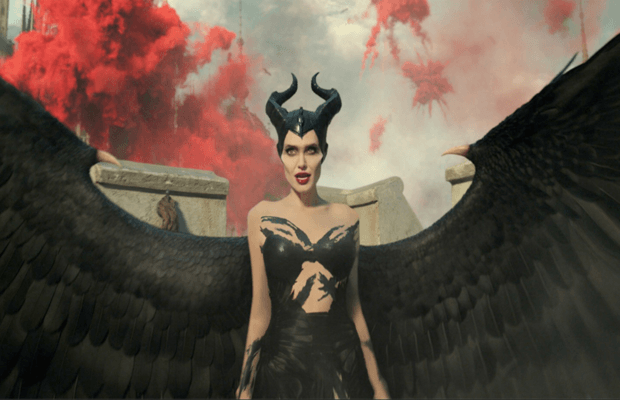 Maleficent Beats Joker at Its Opening Weekend