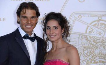 Rafael Nadal Ties Knot with Longtime Girlfriend