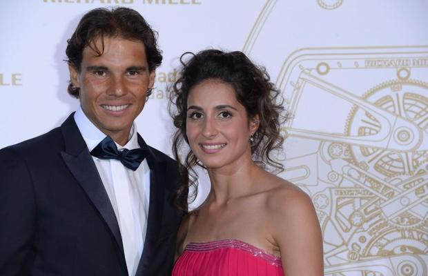 Rafael Nadal Ties Knot with Longtime Girlfriend