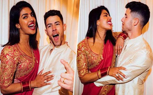 Nick Jonas says something about Priyanka, and it's hilarious!