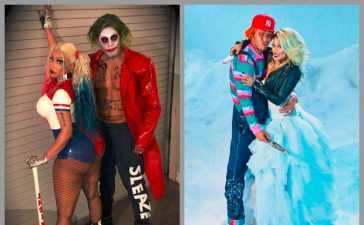 Here is how the newlyweds Nicki Minaj and Kenneth Petty celebrated Halloween
