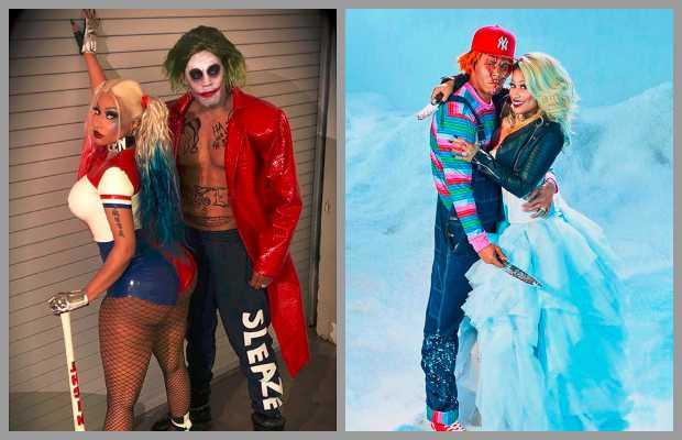 Here is how the newlyweds Nicki Minaj and Kenneth Petty celebrated Halloween